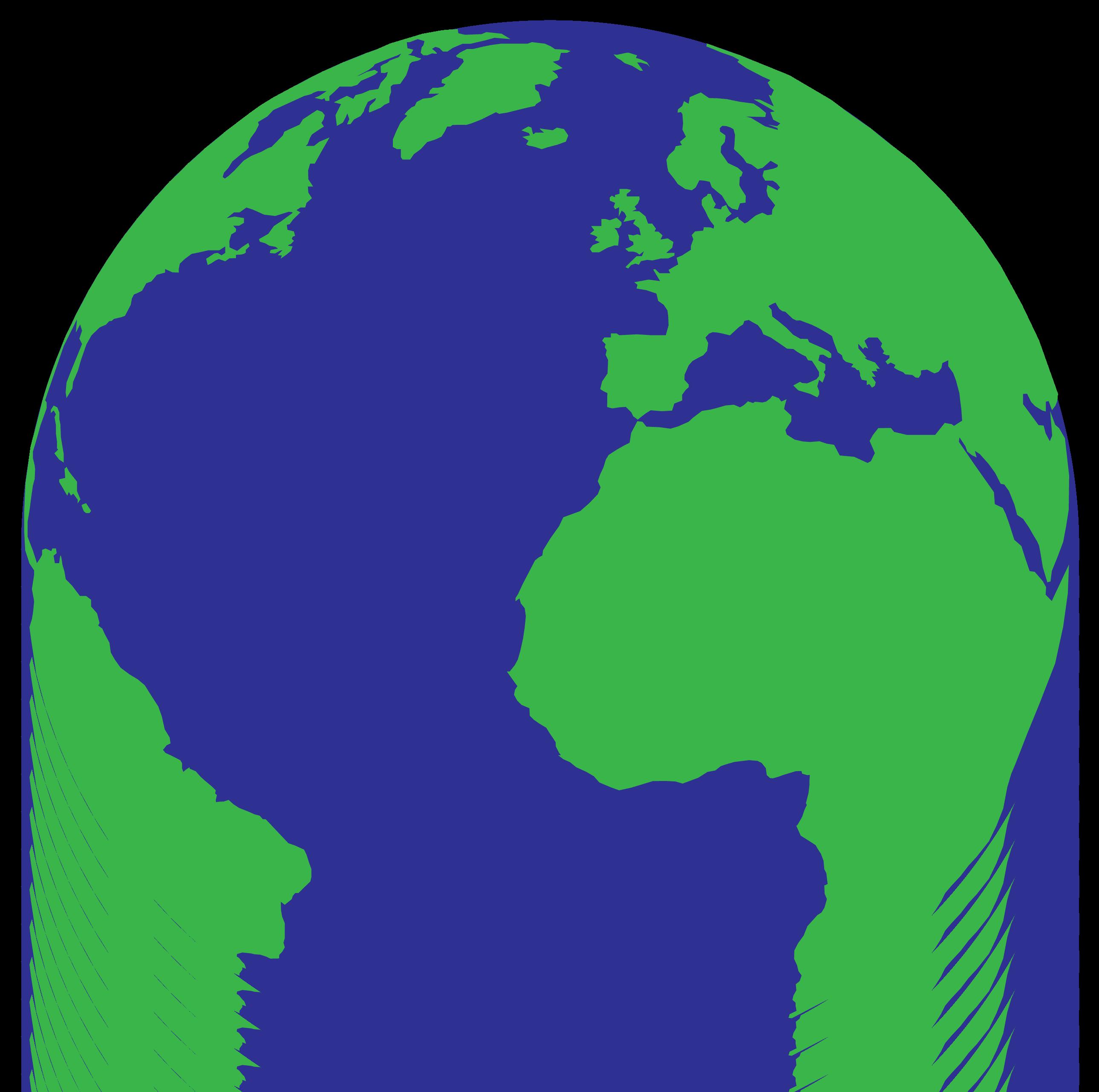 2579x2563 Globe Simple Planet Earth Clipart Kid