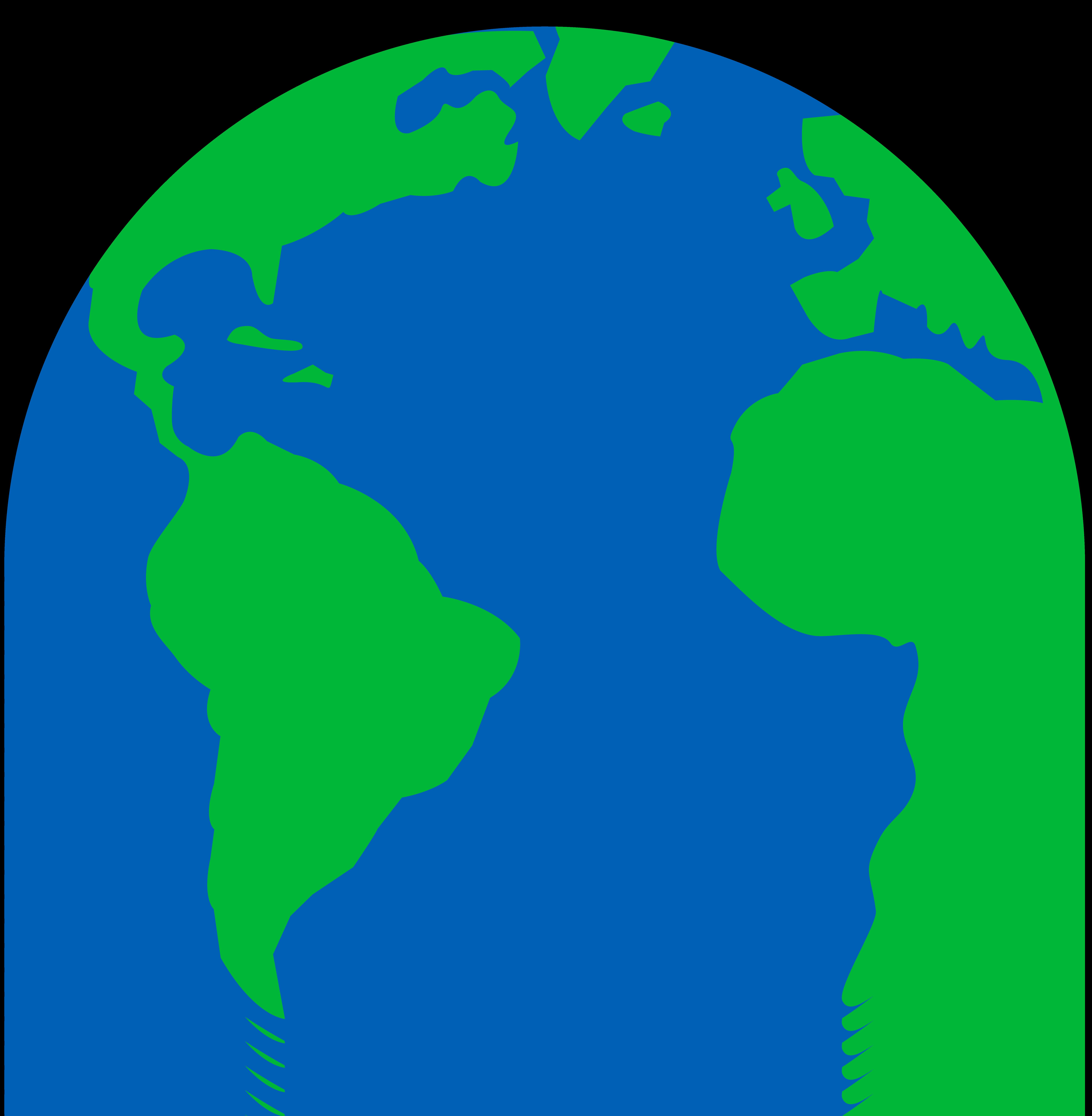 7647x7814 Top 74 Globe Clip Art