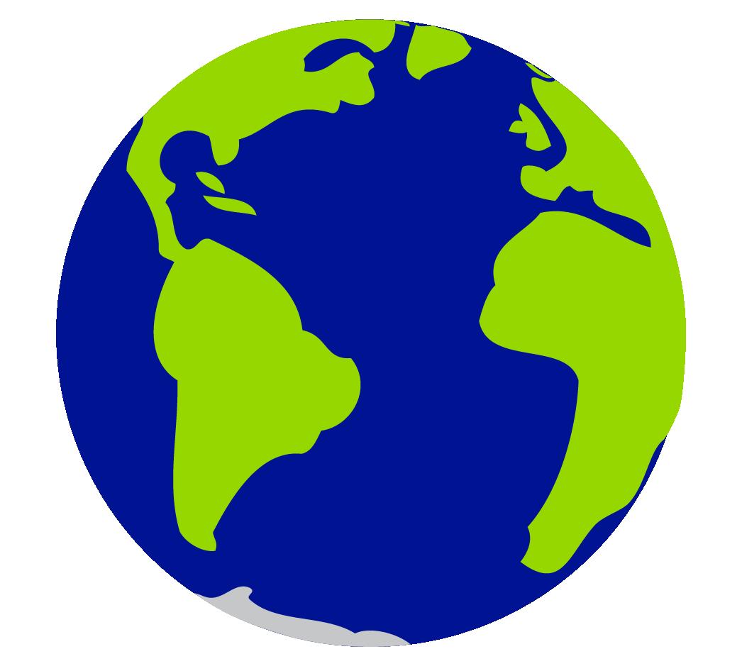 1046x946 Earth Clipart Simple