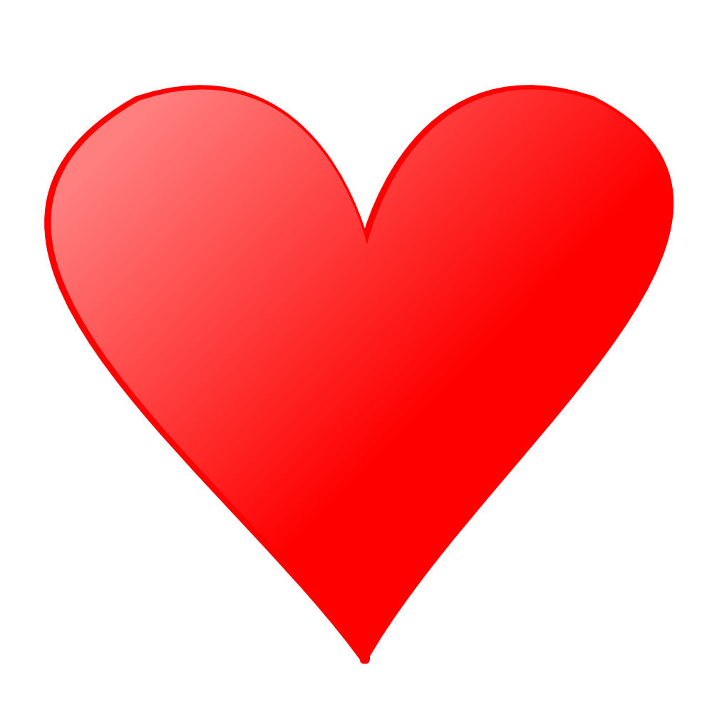 999x999 Heart Png Free Images
