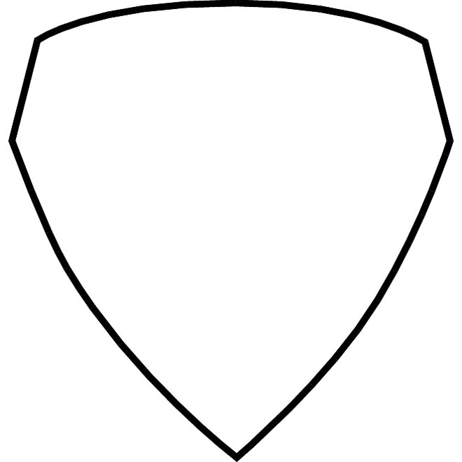 660x660 Shield Simple Outline