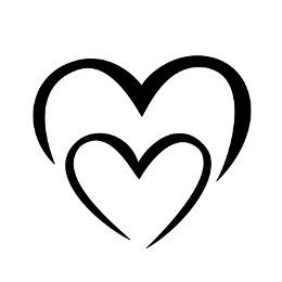 260x260 The Best Simple Heart Tattoos Ideas Small Heart