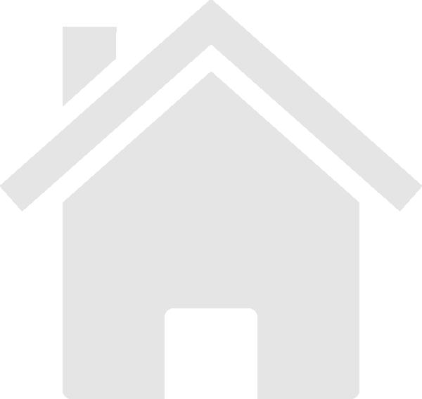 600x568 Simple Grey House Clip Art