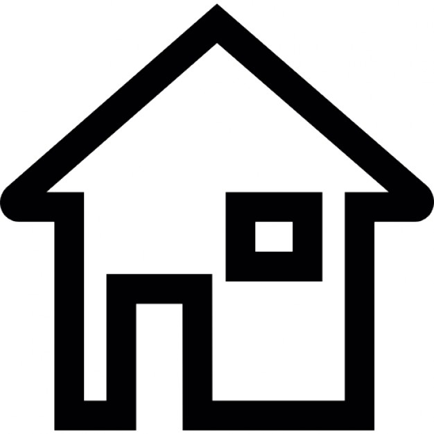 626x626 House Outline House Outline Free Vectors, Logos, Icons