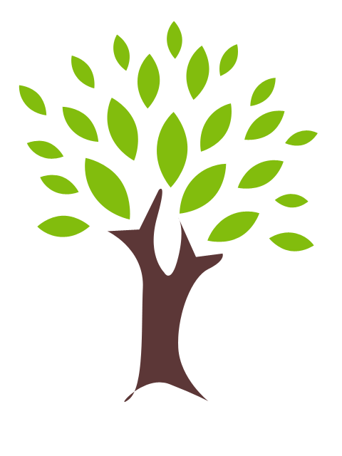 480x640 Tree Clipart Simple