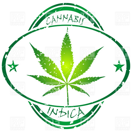 453x453 Cannabis Leaf