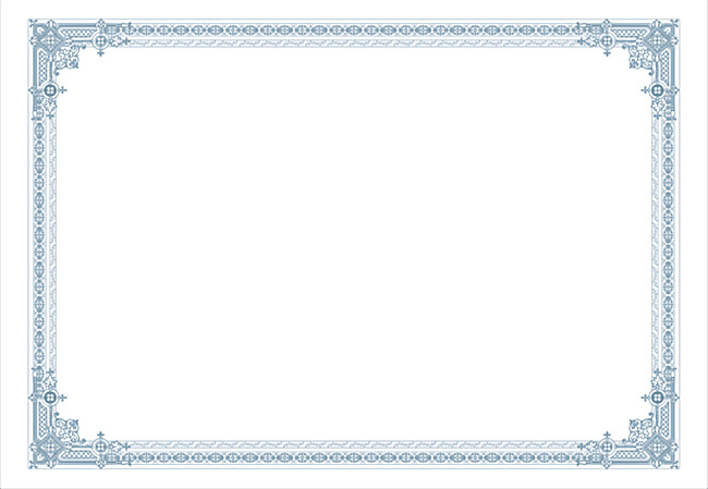 650x449 Simple Lines Certificate Border Poster Background Documents, Line