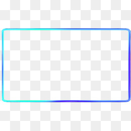 260x260 Blue Simple Line Border, Blue, Simple, Line Png Image For Free
