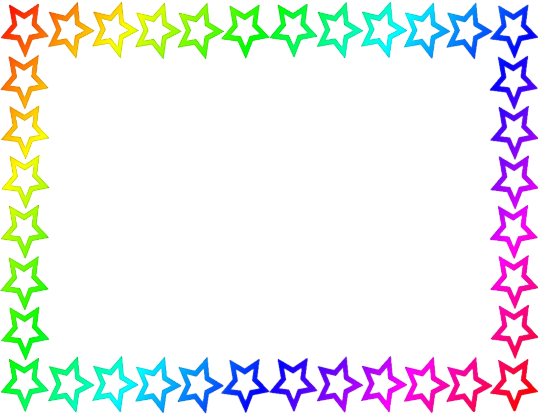 1099x850 Free Page Borders Clipart