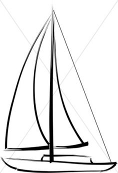 236x346 Simple Drawings Of Sail Boat Eps Jpg Word Png Tweet Sailboat