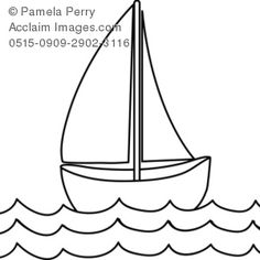 236x236 Coloring Pages Boats And Sailboats 5