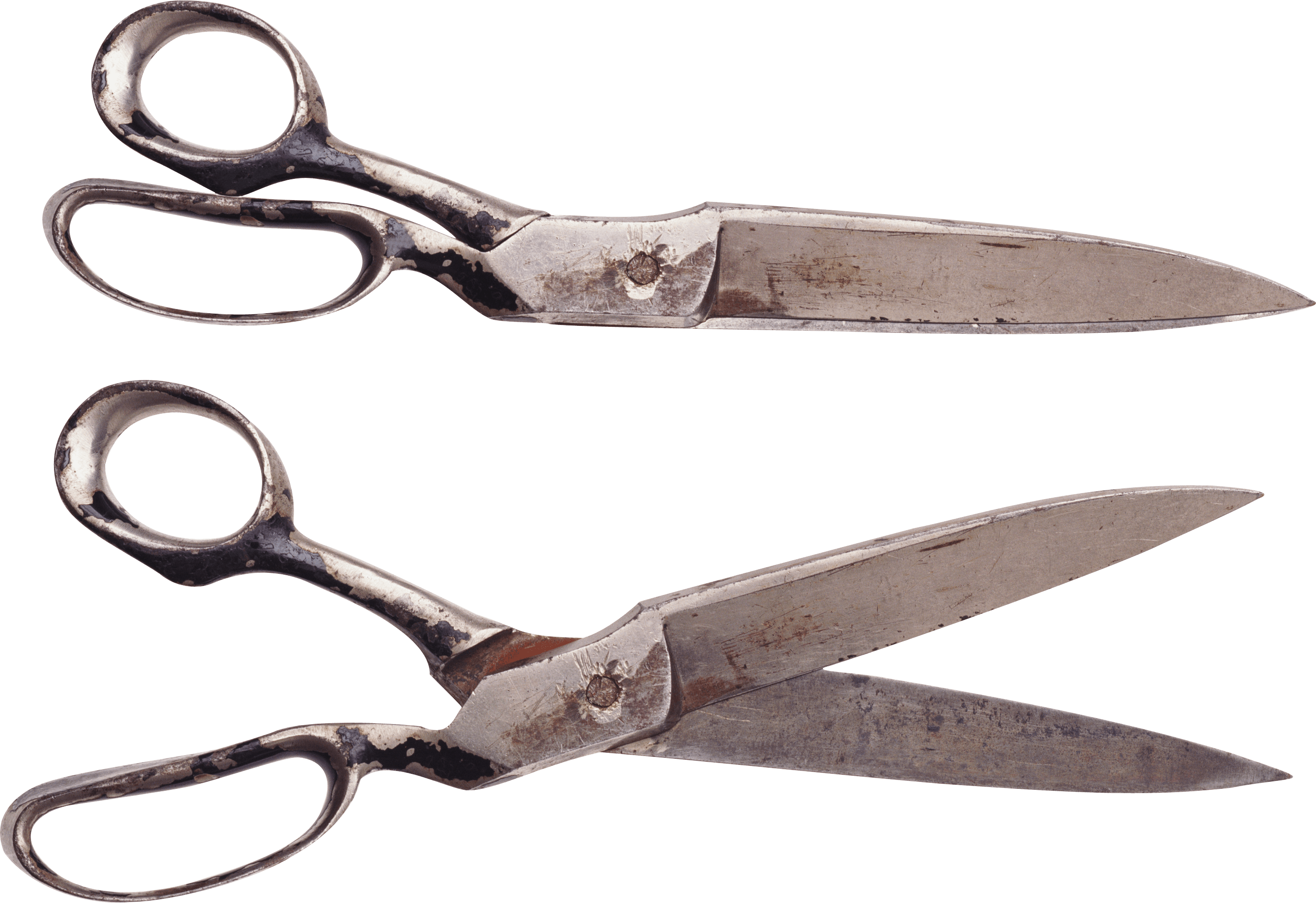 2802x1923 Simple Scissors Clipart Transparent Png