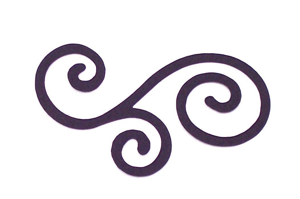1052x697 Scroll Designs Clipart