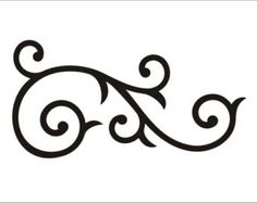 236x187 Simple Scroll Design Ltbgtsimple Scroll Designltgt Clip Art Free