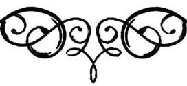 272x125 Simple Scroll Design Clip Art Clipart Panda