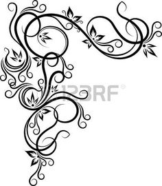 236x270 Simple Filigree Scroll Designs The Scroll Flasks Represent Group