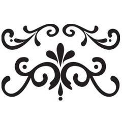 240x240 26 Best Swirls, Scrolls Images Patterns, Napkin