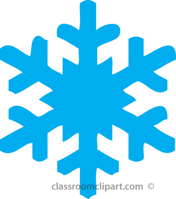 354x400 Winter Clipart Snowflake