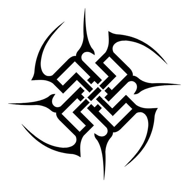 644x643 Best Simple Tribal Tattoos Ideas Dragon Tattoo