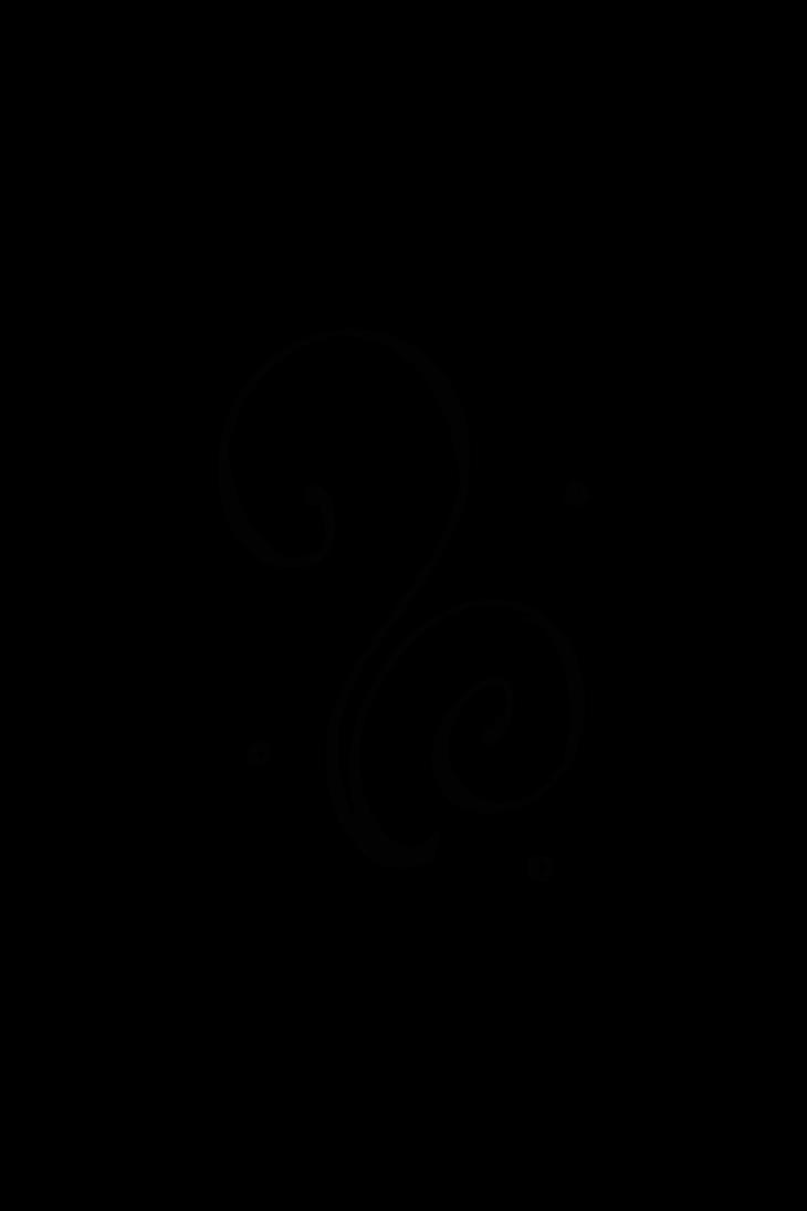 730x1095 Simple Swirls Cliparts 257954