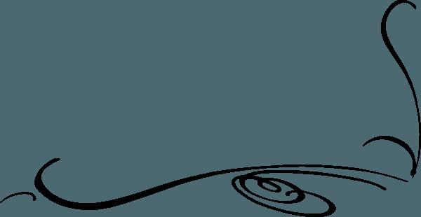 600x310 Decorative Swirls Clipart