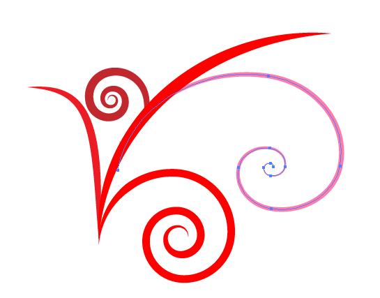 545x427 Graphics For Simple Swirl Graphics