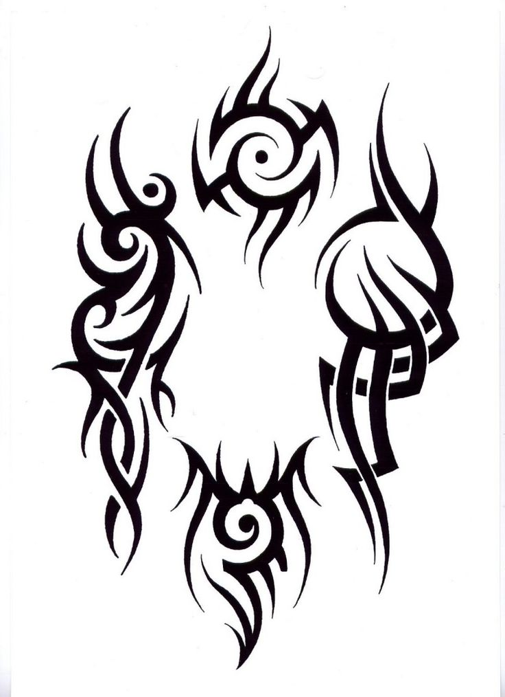 Simple Tattoo Designs To Draw For Men Free Download On Clipartmag
