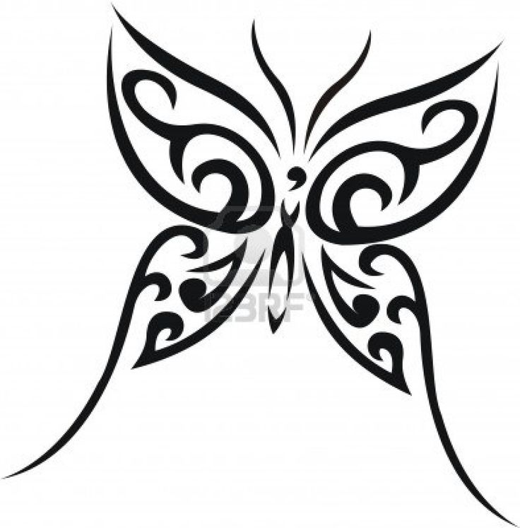 736x747 The Best Tribal Butterfly Ideas Tribal