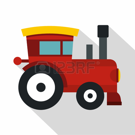 450x450 Toy Train Icon. Simple Illustration Of Toy Train Vector Icon