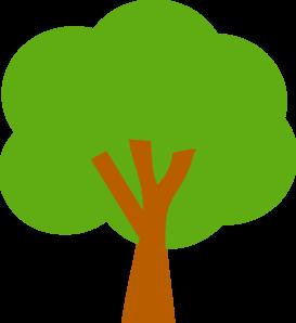 273x298 Green Tree Clip Art