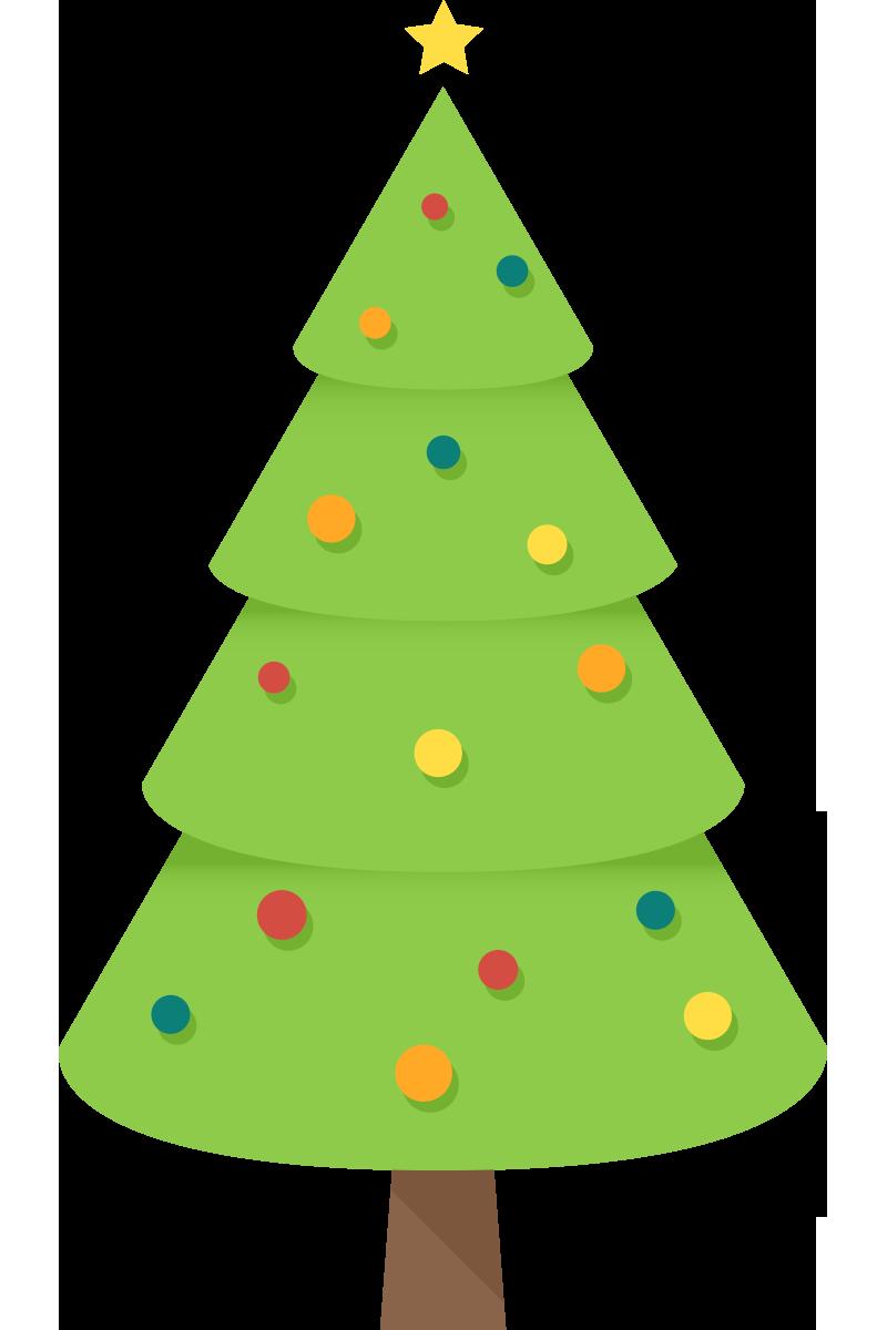 800x1200 Simple Christmas Tree Clip Art Merry Christmas Amp Happy New Year Arts