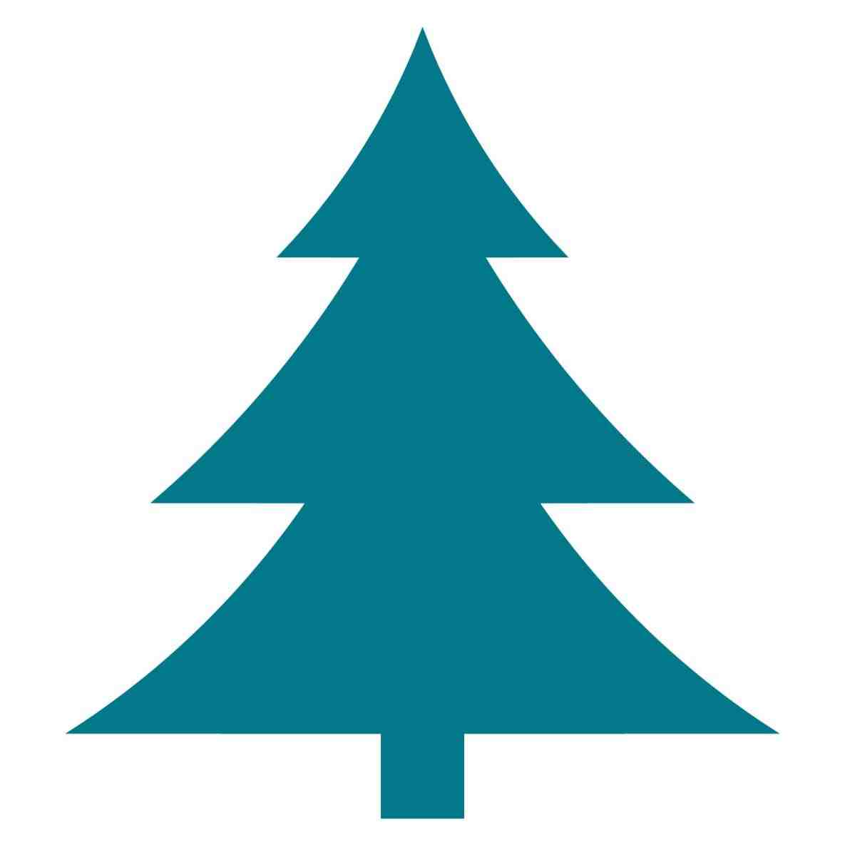 Simple Tree Clipart | Free download on ClipArtMag