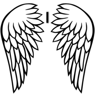317x312 Ideal Angel Wing Clipart