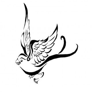 320x320 The Best Flying Bird Drawing Ideas How To Draw