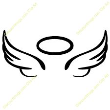 225x225 Drawn Wings Simple