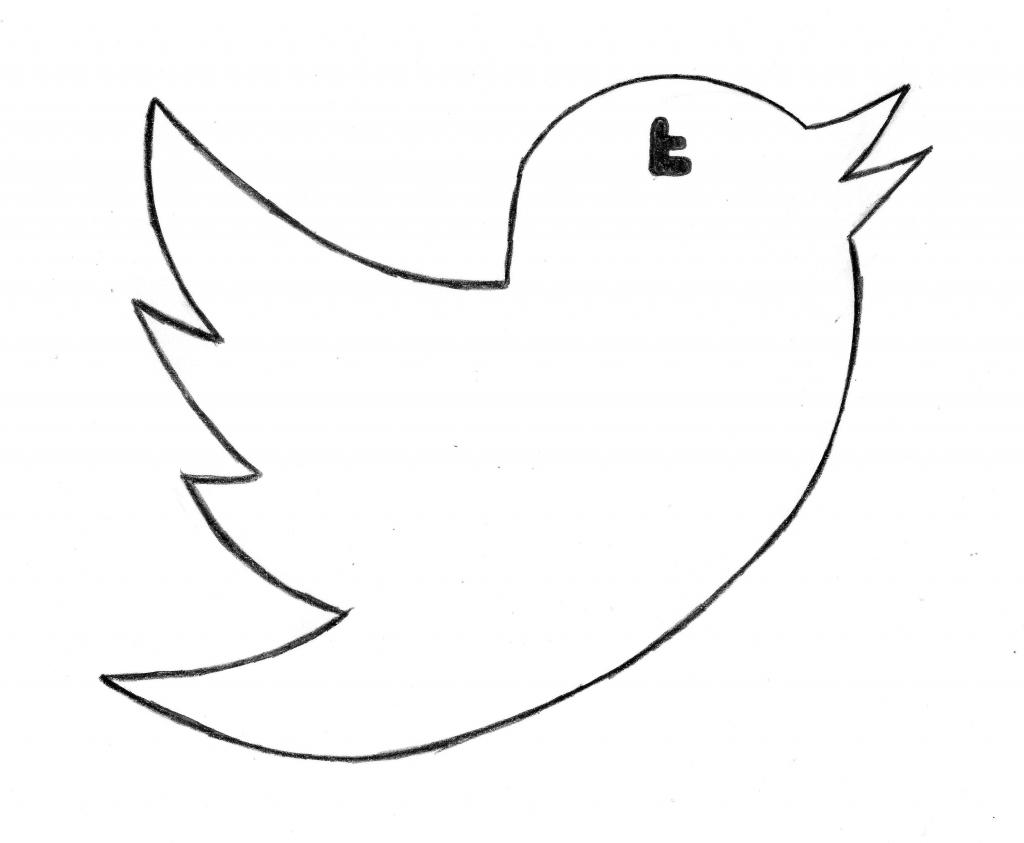 1024x843 Bird Drawing Simple