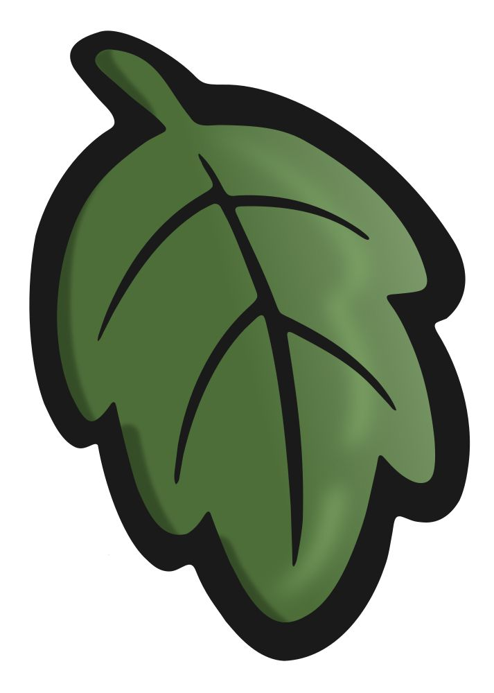 Single Leaf Clipart