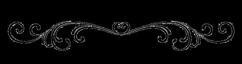 800x212 Single Line Borders Clip Art Cliparts