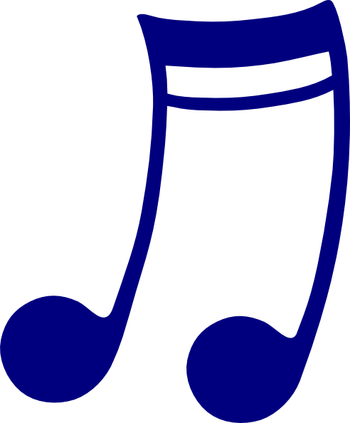 Single Musical Note