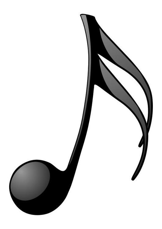 531x750 Single Music Notes Clipart Panda