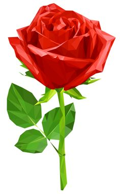 236x381 Rose Red Clipart