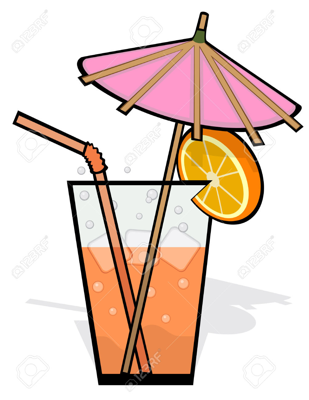 1004x1300 Drink Clipart Umbrella Drink
