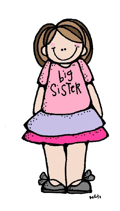 413x725 Sister Clipart Big Sister Ba Free Clip Art Clip Art Library New