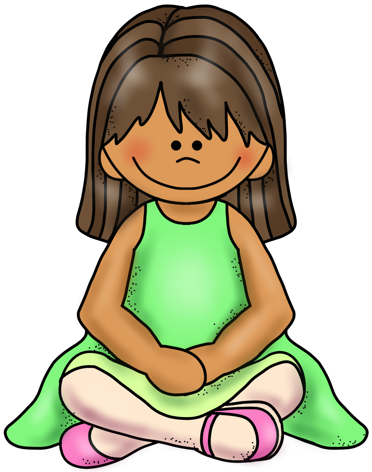 1261x1600 Sit Down Clipart 4