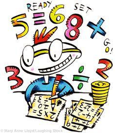 236x272 6th Grade Math Clipart