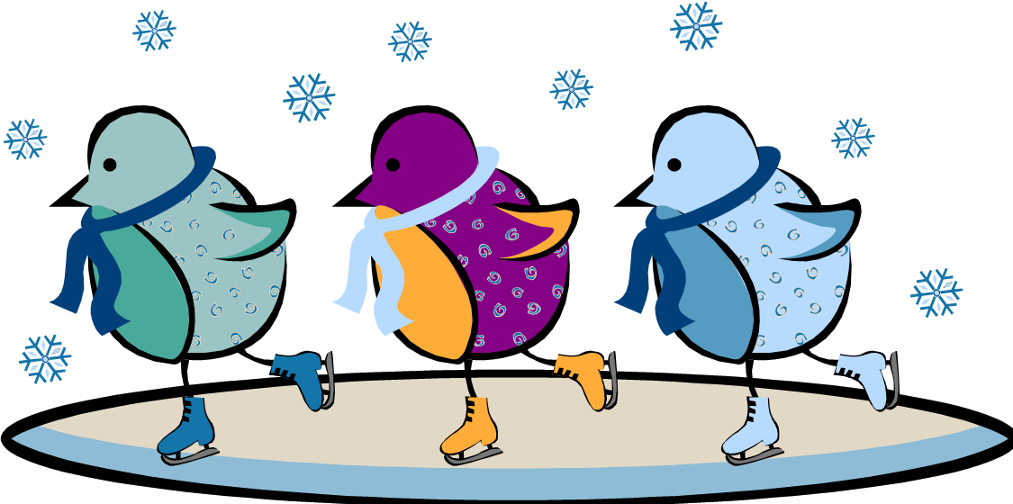 1125x560 Ice Skate Clip Art