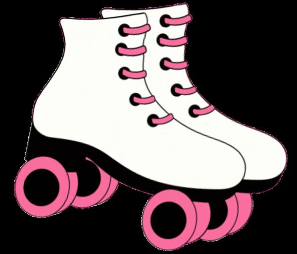 600x512 Roller Skates Clipart Skate Roller Skating Clipart Clip Art