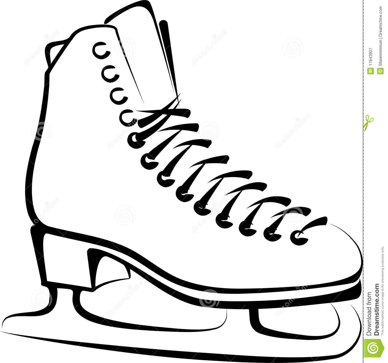 1389x1300 White Clipart Ice Skate