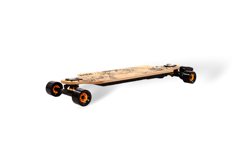 1382x921 Electric Powered Longboard