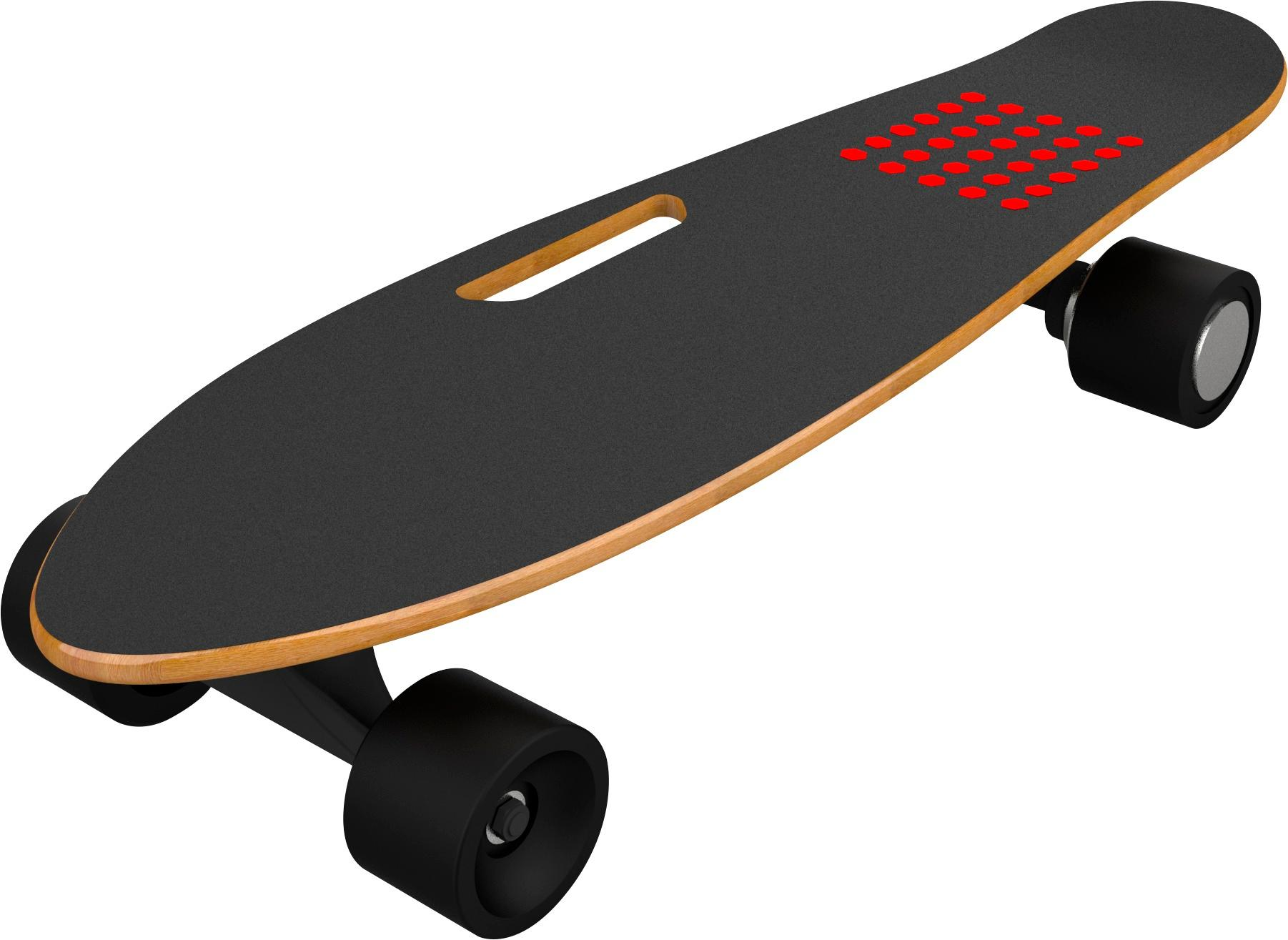 1802x1315 Hover 1 Cruze Electric Skateboard Black Hy Hsk Blk